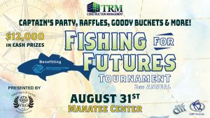 Fishing For Futures, Benefiting the Boys and Girls Clubs of St. Lucie County
